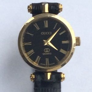 Vintage Lady's Gucci Watch